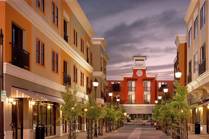 Theatre Square Petaluma
