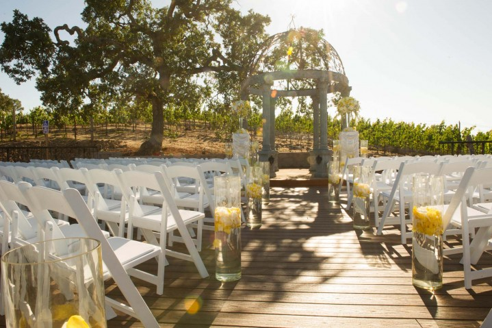 Meritage Resort and spa wedding venue