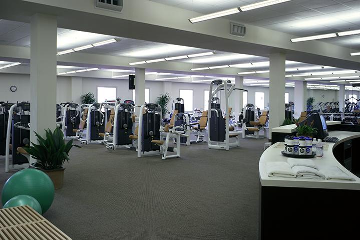 Bay Club Marin Fitness Center