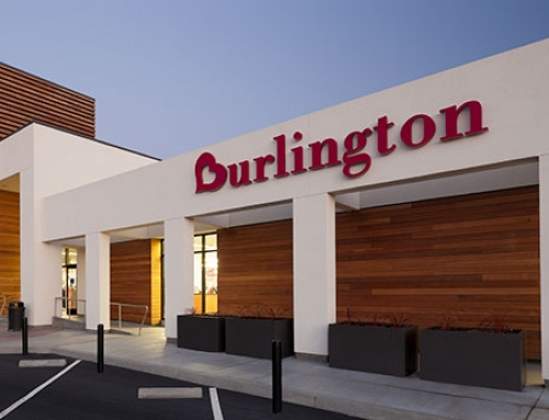 Burlington Coat Factory Façade Renovation