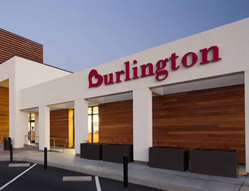 Burlington Coat Factory Façade Renovation