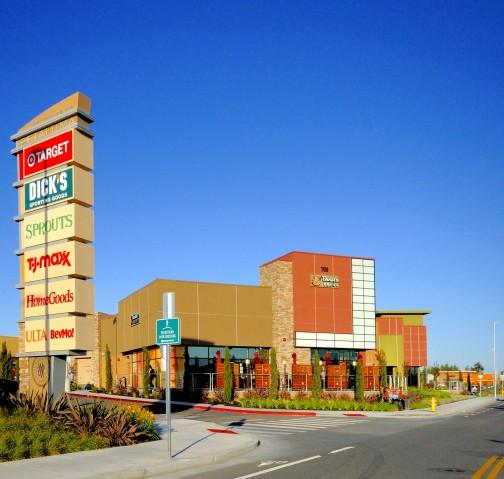 East Washington Place shopping center tennants