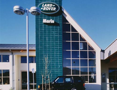 Landrover Marin