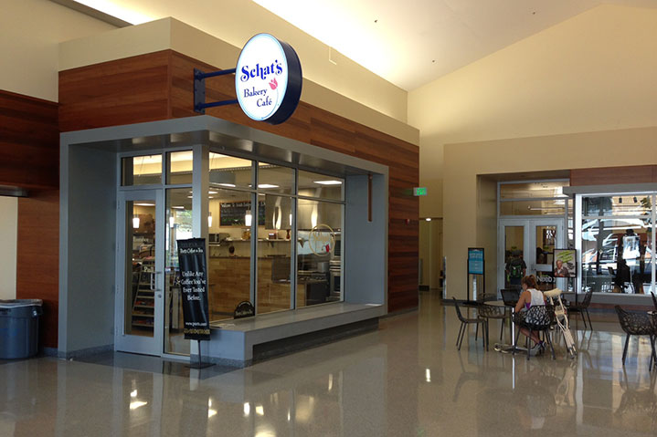 Lowery student center cafe