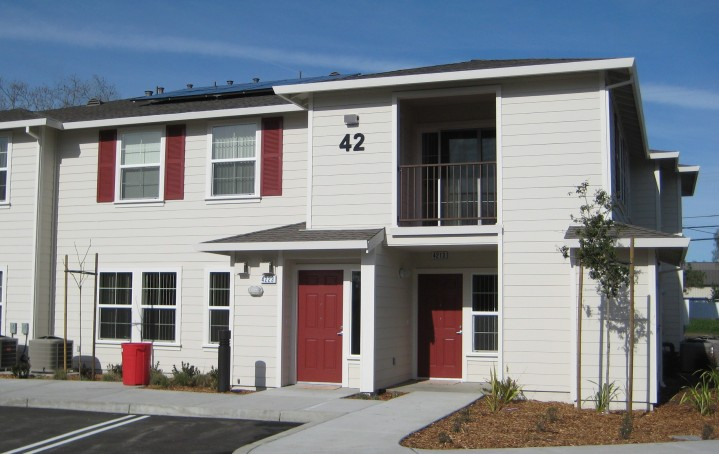 Palisades Multi family apartment units