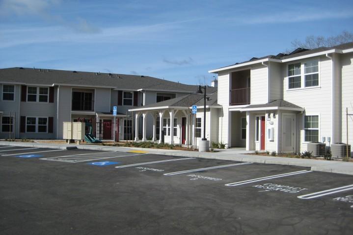 Palisades main community building