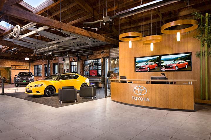 Toyota Scion interior upgrade