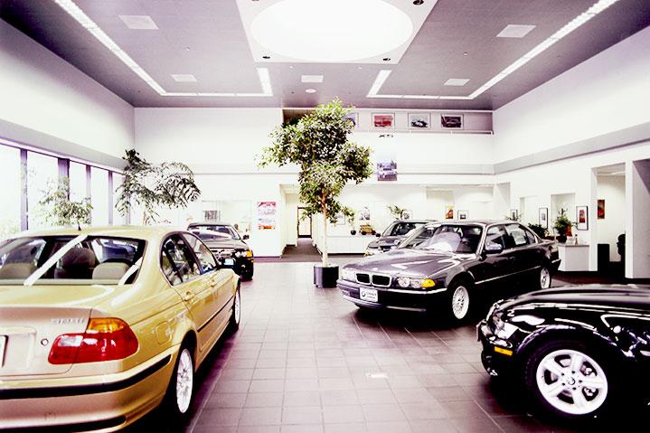 Sonnen BMW Interior