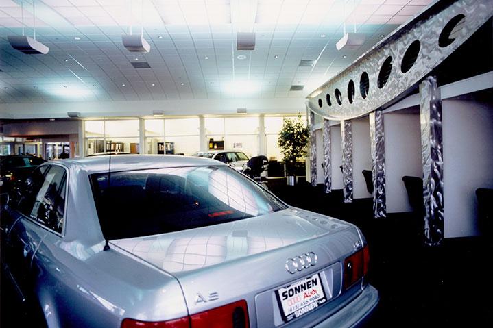 Sonnen Motors Car