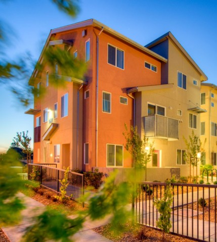 Amorosa Village multifamily housing