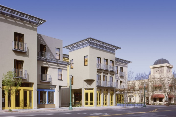 Hotel Healdsburg front new construction