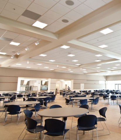 Marin Catholic High School Student Center