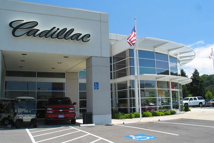 Team Chevy Cadillac