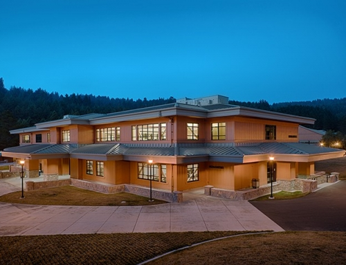 College of the Redwoods Science/Humanities Facility