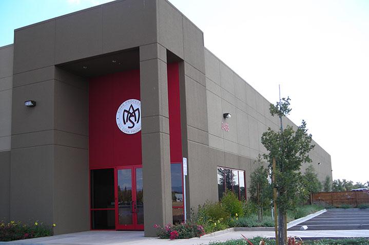 Ma Silva cork production facility