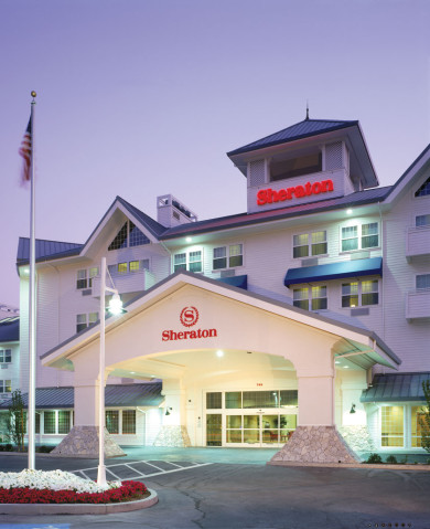 Sheraton hotel at petaluma marina