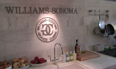 Williams Sonoma historic renovation
