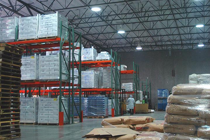 La tortilla factory warehouse