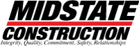Midstate Construction Logo
