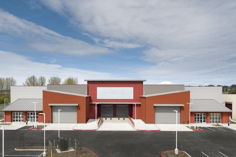 NanaWall Production Facility | Midstate Construction